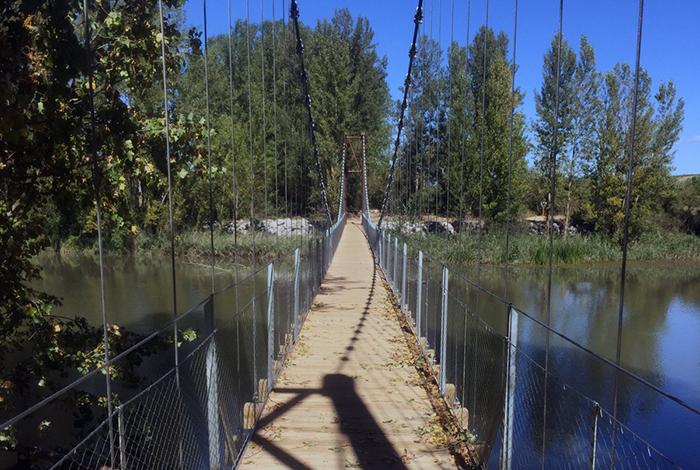 Pont Penjant de Pisuerga