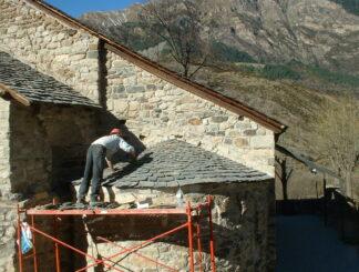 El equipo y la experiencia de iMuntanya, el mejor aliado en reparaciones e intervenciones en el Patrimonio Cultural