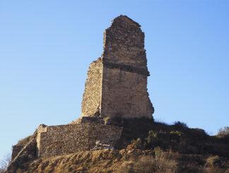 iMuntanya participa en la recuperación del Castell de Conques en el Pallars Jussà