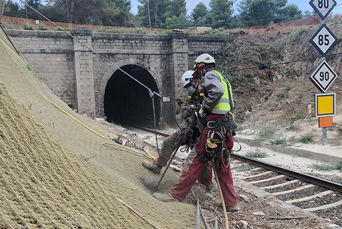 Reptes dels treballs en entorns ferroviaris