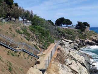The Roses walkway brings us closer to geological heritage